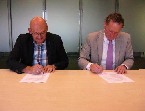 Gemeente Westerveld en RENDO ondertekenen duurzaamheidsconvenant