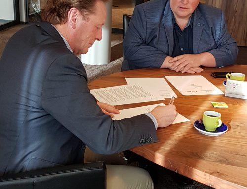 Gemeente Steenwijkerland en N-TRA tekenen duurzaamheidsconvenant
