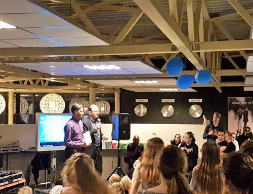 N-TRA aanwezig op het swingende 'DuurSamen Hoogeveen' event