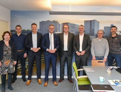 Nieuwe werkgroep ICC Parkmanagement duurzame energie
