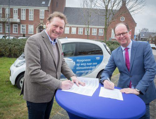 Gemeente Hoogeveen en N-TRA ondertekenen convenant energietransitie
