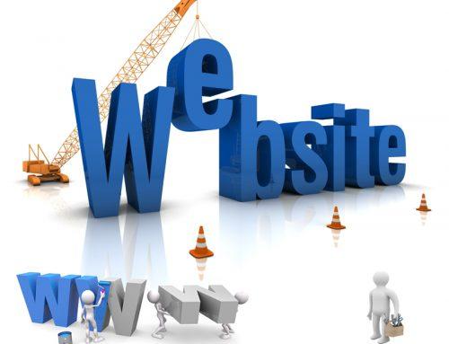 Werkzaamheden website donderdag 18 oktober