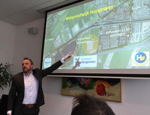 Subsidie voor uniek waterstofproject in Hoogeveen