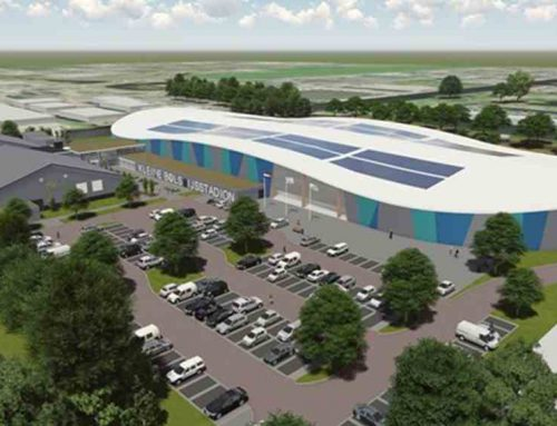 Nieuwe ijsbaan en zwembad krijgen groene energie