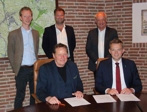 Staphorst in voorhoede van vergroening gasnet RENDO